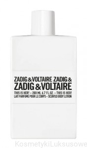 Zadig&Voltaire This is Her Balsam do Ciała 200ml