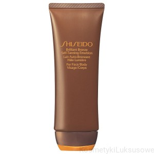 BRILLIANT BRONZE SELF-TANNING EMULSION