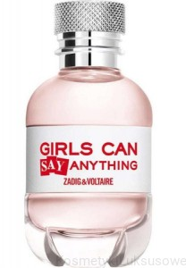 Zadig&Voltaire - GIRL CAN SAY ANYTHING edp