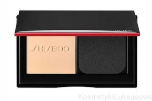 SHISEIDO SELF-REFRESHING CUSTOM FINISH POWDER FOUNDATION - PODKŁAD W KOMPAKCIE