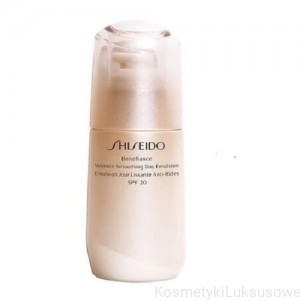 SHISEIDO BENEFIANCE WRINKLE SMOOTHING DAY EMULSION SPF 20 75ML