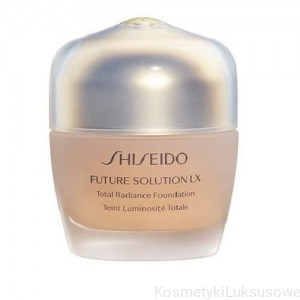 SHISEIDO FUTURE SOLUTION LX TOTAL RADIANCE FOUNDATION - PODKŁAD 30ML