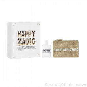 ZADIG&VOLTAIRE THIS IS HER EDP  ZESTAW
