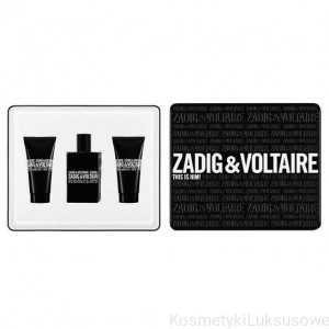 Zadig & Voltaire - THIS IS HIM EDT ZESTAW