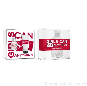 ZADIG&VOLTAIRE GIRLS CAN SAY ANYTHING EDP ZESTAW