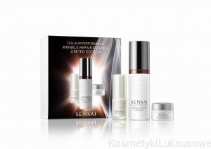 SENSAI WRINKLE REPAIR ESSENCE ZESTAW
