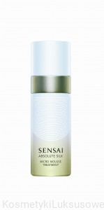 SENSAI ABSOLUTE SILK MICRO MOUSSE TREATMENT 50ML