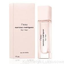 NARCISO RODRIGUEZ FOR HER L´EAU WODA TOALETOWA 30 ml