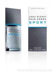 ISSEY MIYAKE  L'EAU DISSEY POUR HOMME  SPORT - woda toaletowa  50 ml
