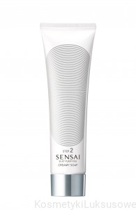 SENSAI SILKY PURIFYING CREAMY SOAP - 125ml